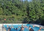 Camping avec Ambiance club Corrèze - Camping Au Bois dormant-3
