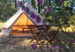 Location vacances Soustons - Cocooning Tipi - Soustons-1