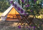 Location vacances Seignosse - Cocooning Tipi - Seignosse-1