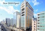 Hôtel Hiroshima - Candeo Hotels Hiroshima Hatchobori-1