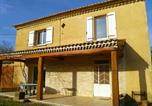 Location vacances  Gard - Holiday home Mas Romane Vers-Pont-du-Gard-2