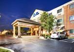 Hôtel Columbus - Best Western Hilliard Inn & Suites-2