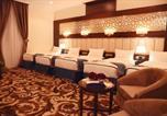 Hôtel Al Madinah - Al Andlus Palace 2 Hotel Kurban فندق قصر الاندلس 2 قربان
