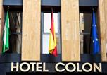 Hôtel Villanueva de Córdoba - Itaca Colón-3