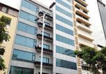 Hôtel Kota Kinabalu - Kinabalu Daya Hotel-4