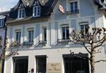 Hôtel Deauville - Hôtel de la Côte Fleurie-1