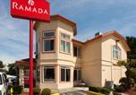 Hôtel Tukwila - Ramada by Wyndham Seatac Airport North-1