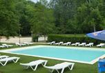Camping Saint-Astier - Camping Le Roc de Lavandre-1