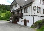 Hôtel Oppenau - Hostel Black Forest Holzwälder Höhe-4
