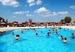 Camping avec Parc aquatique / toboggans Saint-Gilles-Croix-de-Vie - Domaine Résidentiel de Plein Air L'Etang de Besse-1