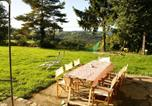 Location vacances Vignol - Tastefully quiet cottage in the Morvan, in Saint-Germain-des-Champs-1