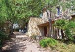 Location vacances Théziers - Four-Bedroom Holiday Home in Comps-3
