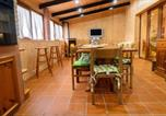 Location vacances San Gregorio Magno - Apartment with 4 bedrooms in Potenza with wonderful mountain view furnished garden and Wifi-4