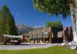 Location vacances Jasper - Marmot Lodge Jasper-1