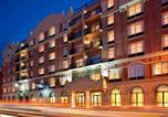 Hôtel Savannah - Hilton Garden Inn Savannah Historic District-1
