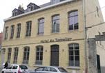 Hôtel Saint-Pierre-Brouck - Au Tonnelier-1