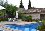 Location vacances Campanet - Villa Campanet Vell-1