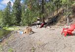 Location vacances Spokane - Maison du Lac-2