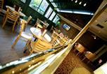 Hôtel Harrow - Best Western Cumberland Hotel-4