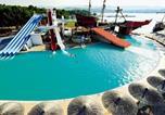 Camping avec Piscine Croatie - Camping Solaris Beach Resort-1