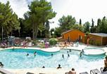 Camping avec Piscine couverte / chauffée Sanary-sur-Mer - Camping Les Playes-1