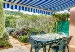 Location vacances Cap Bénat - Holiday Home Le Domaine d'Azur.2-2