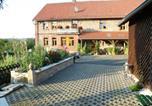 Location vacances Rotenburg an der Fulda - Haus Turmfalke-3
