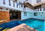 Location vacances Playa del Carmen - Simply Comfort. Stylish Las Palmas Apartments with Pool-3