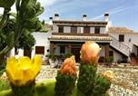 Location vacances Riogordo - Charming Cottage in Periana with Pool-3