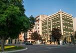 Hôtel Province de Lleida - Ramon Berenguer Iv-1