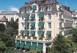 Hôtel 4 étoiles Yverdon-les-Bains - Best Western Plus Hotel Mirabeau-2