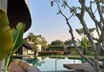 Location vacances Samoeng - Azaya Luxury 3 Bedrooms Pool Villa-4