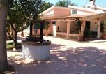 Location vacances Alghero - Alghero, Villa Galatea for 8 people with large garden-2
