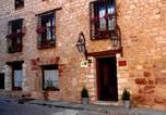 Location vacances Atienza - Casa Rural Los Cuatro Caños-1