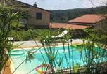 Location vacances Guardia Sanframondi - Villa with 6 bedrooms in Provincia di Caserta with wonderful mountain view private pool furnished garden-1