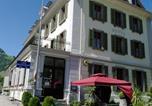 Location vacances Château-d'Oex - Hotel de la Gare-2