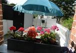 Location vacances Fécamp - La maison bleue-1