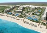 Hôtel Isla Mujeres - Planet Hollywood Beach Resort Cancun - All Inclusive-1