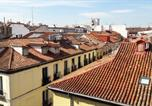 Location vacances  Province de Madrid - Hostal Casa Chueca-3