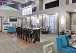Hôtel Cedar Rapids - Hampton Inn & Suites Cedar Rapids-4