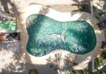 Hôtel Tamarindo - The Beach Bungalows - Digital Nomad Friendly - Adults Only-4