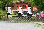 Camping avec WIFI Saint-Martin-d'Entraunes - Camping La Ribiere-1