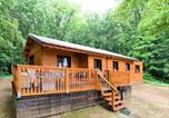 Location vacances Beauraing - Spacious Chalet with Sauna in Beauraing-2