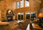 Location vacances Pigeon Forge - Moonlight Retreat-1
