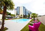 Hôtel 4 étoiles Seilh - Hotel Palladia-1