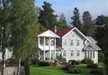 Village vacances Norvège - Losby Gods Manor-1