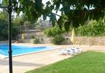 Location vacances Cunit - Holiday Home Masia Torrents Apart. 6 pers.-4