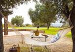 Location vacances Serra de Daró - Llabia Villa Sleeps 14 with Pool and Air Con-4