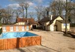 Location vacances Corbigny - Le Domaine des Étangs de Vaux-1