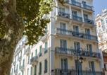 Hôtel Vicq - The Originals Boutique, Hôtel Les Nations, Vichy (Inter-Hotel)-2